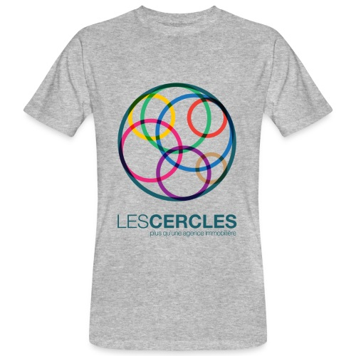 LESCERCLES 2019 Colour - Men's Organic T-Shirt