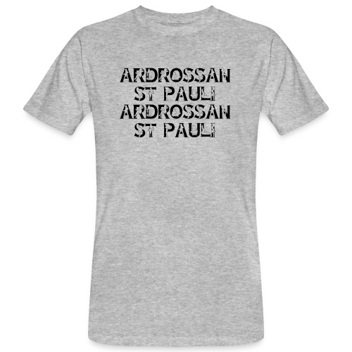Ardrossan St.Pauli - Men's Organic T-Shirt
