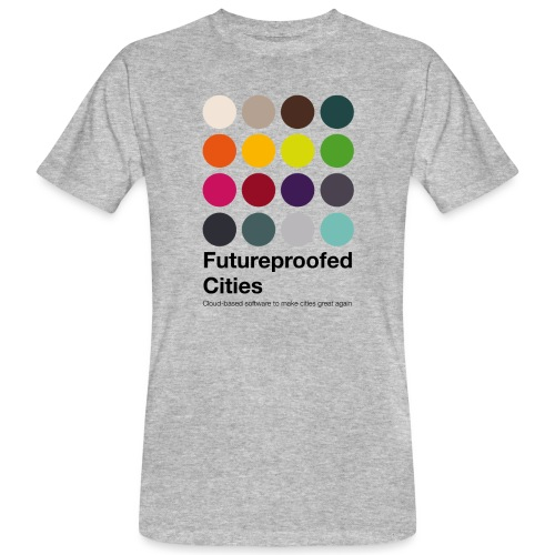 FutureproofedCities - T-shirt bio Homme