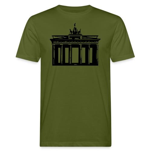 Brandenburger Tor - Männer Bio-T-Shirt