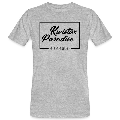 Cuistax Paradise - T-shirt bio Homme