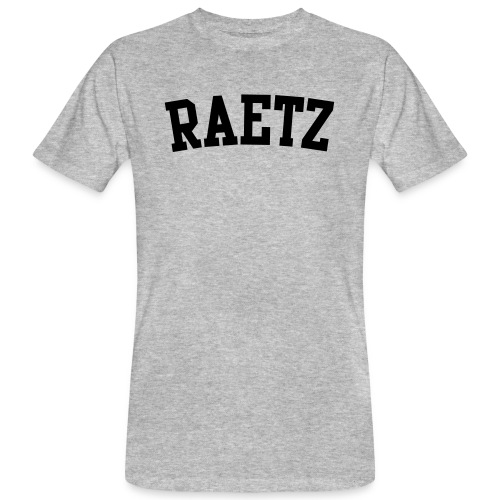 Raetz - Men's Organic T-Shirt