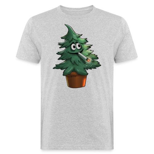 Trip-Tanne - Männer Bio-T-Shirt