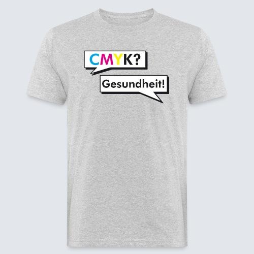 CMYK - Männer Bio-T-Shirt