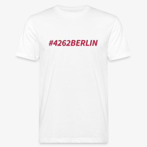#4262berlin - Männer Bio-T-Shirt