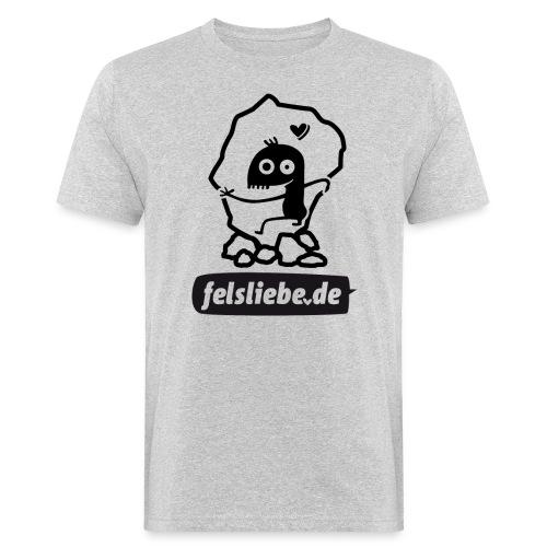 Fl Logo03 png - Männer Bio-T-Shirt