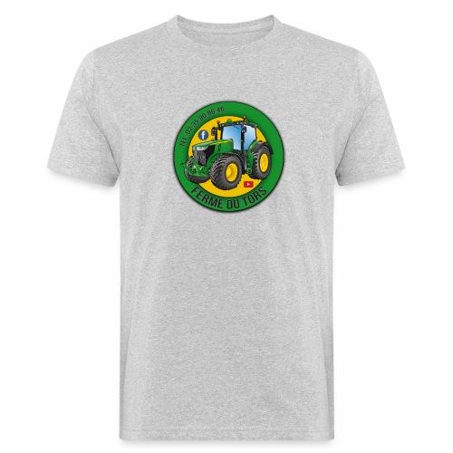 Logo de la Ferme - T-shirt bio Homme
