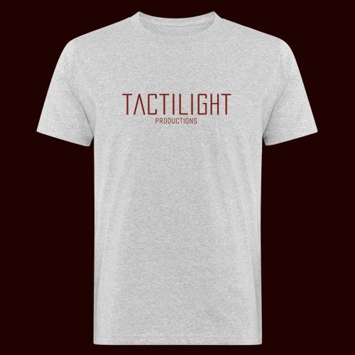 TACTILIGHT - Men's Organic T-Shirt