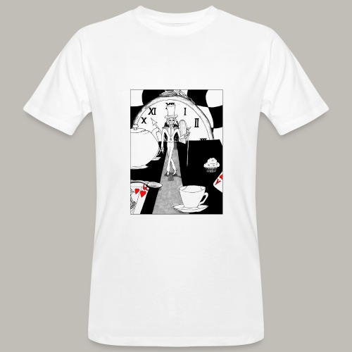Le Chapelier fou - T-shirt bio Homme