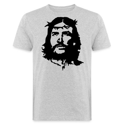 Che Jesus - Männer Bio-T-Shirt
