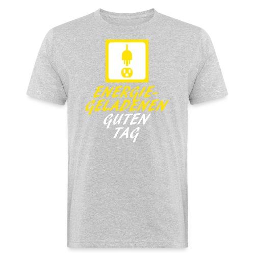 DieSteckdoze - Männer Bio-T-Shirt