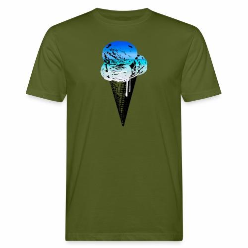 Ice Cream Paradise - Männer Bio-T-Shirt