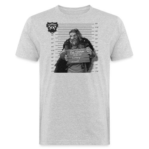 The Teuton - Light BG - Männer Bio-T-Shirt