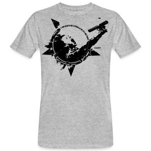 tomas kowal - truth - Männer Bio-T-Shirt