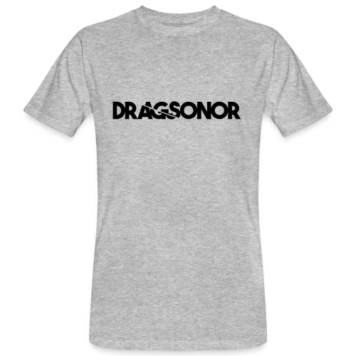 DRAGSONOR black - Men's Organic T-Shirt