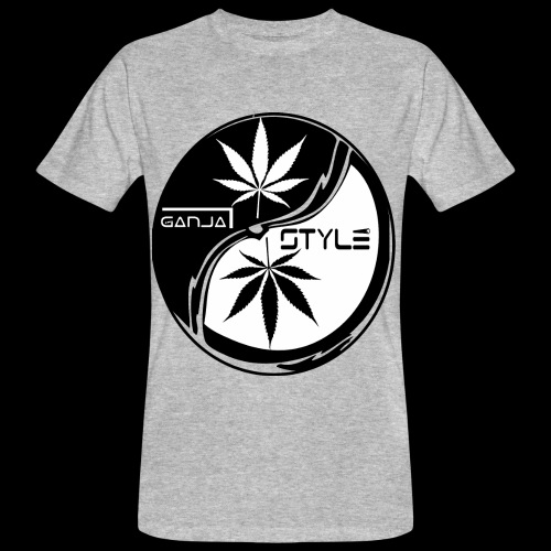 yin yang 2 - Männer Bio-T-Shirt