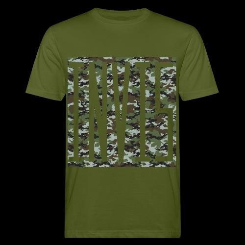 INVIS Camouflage - Männer Bio-T-Shirt