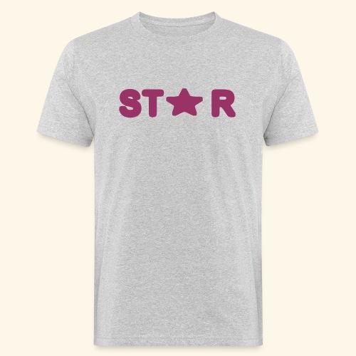 Star of Stars - Men's Organic T-Shirt