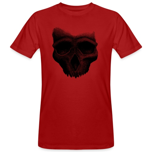 Simple Skull - T-shirt bio Homme