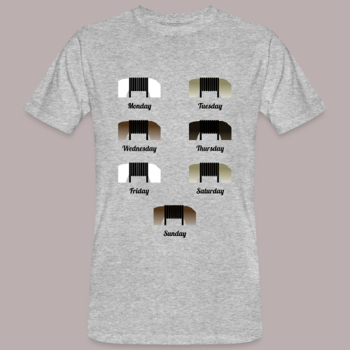 Life Of Cotton - Männer Bio-T-Shirt