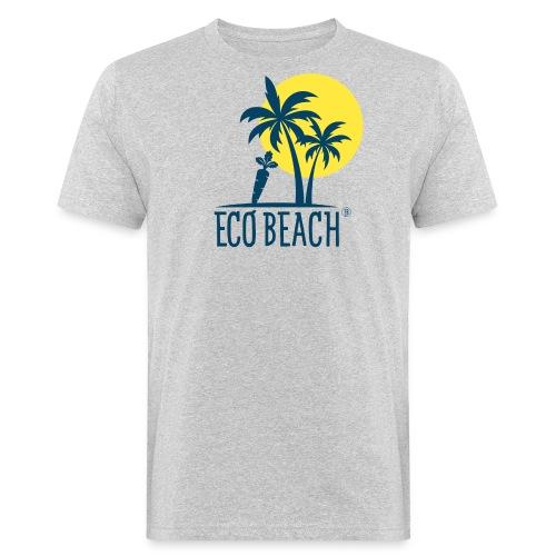 ECO BEACH - Männer Bio-T-Shirt