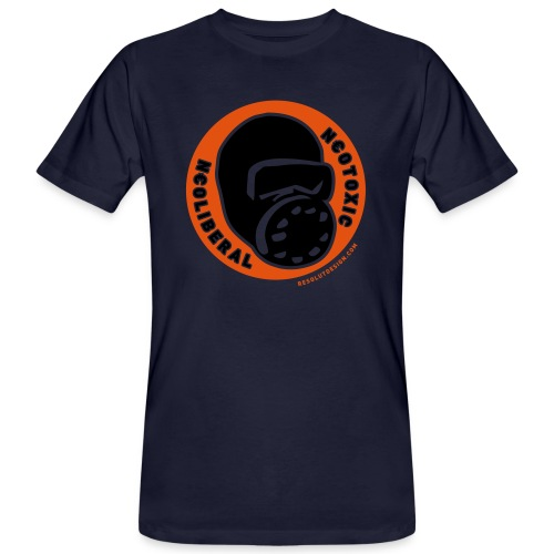 NEO LIB NEO TOXIC - Männer Bio-T-Shirt