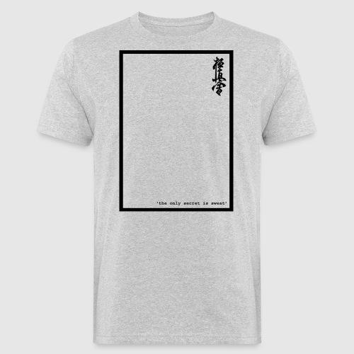 performance tshirt - Mannen Bio-T-shirt