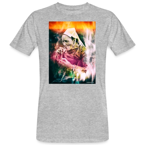 fumeuse bretonne - T-shirt bio Homme