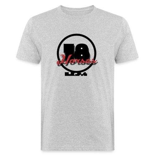 18 Horses - NKPG (Black) - Ekologisk T-shirt herr