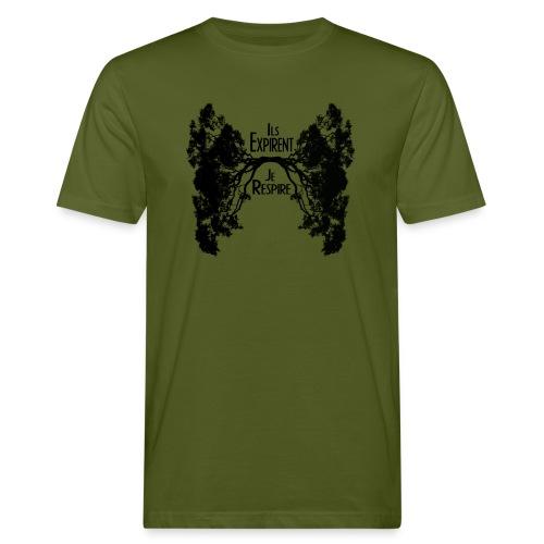 Oxygène - T-shirt bio Homme