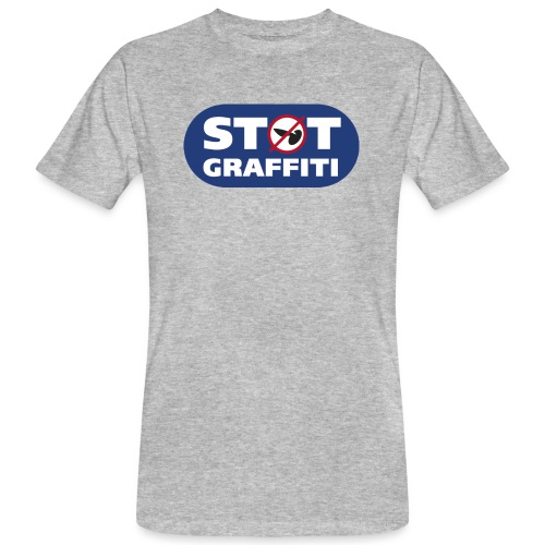 Støt Graffiti - Organic mænd