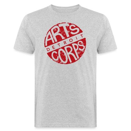 Art Corps Detroit - T-shirt bio Homme