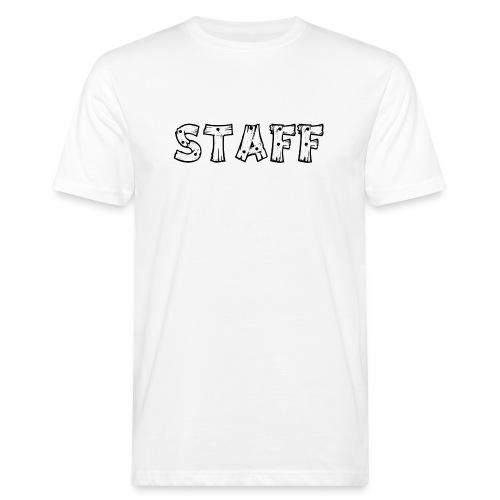 STAFF - T-shirt ecologica da uomo