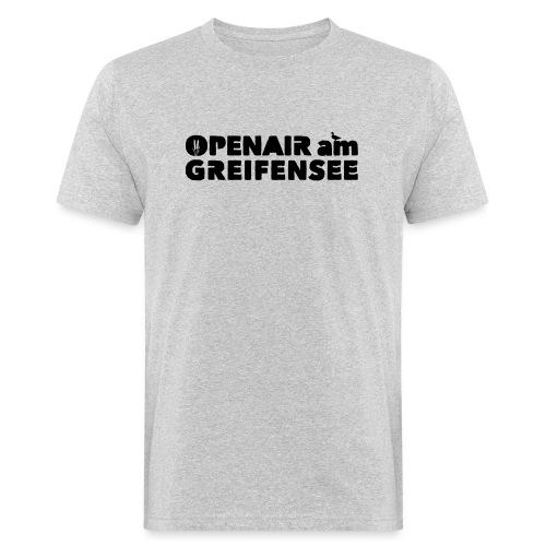 Openair am Greifensee 2018 - Männer Bio-T-Shirt