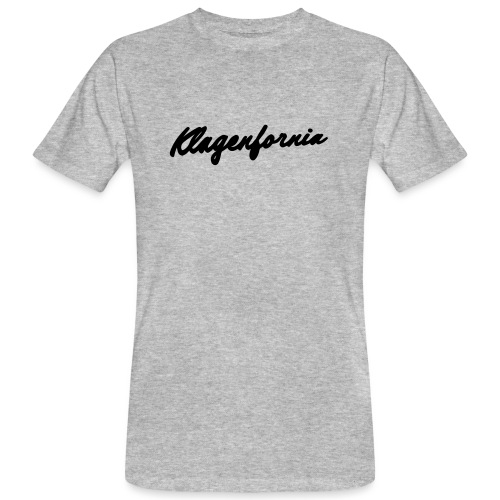 klagenfornia classic - Männer Bio-T-Shirt