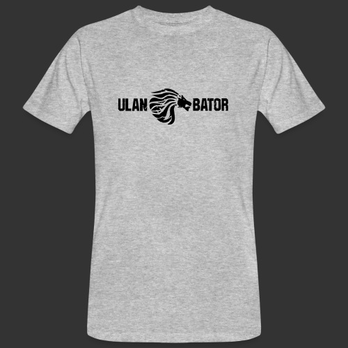 ub_logo-simplified-2 - Männer Bio-T-Shirt