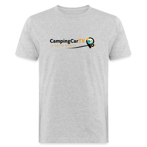 LOGO CCTV - T-shirt bio Homme