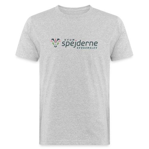 Logo i farver - Organic mænd