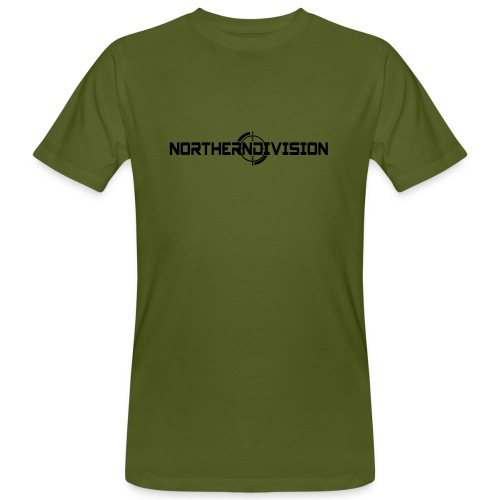ND CROSSHAIR_TEKSTI_2017 - Miesten luonnonmukainen t-paita