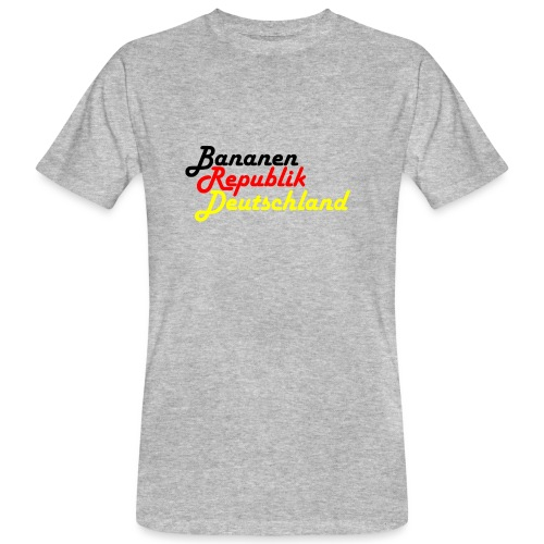 BRD #1 - Männer Bio-T-Shirt