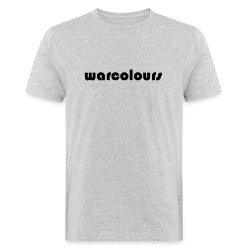 warcolours logo - Men's Organic T-Shirt