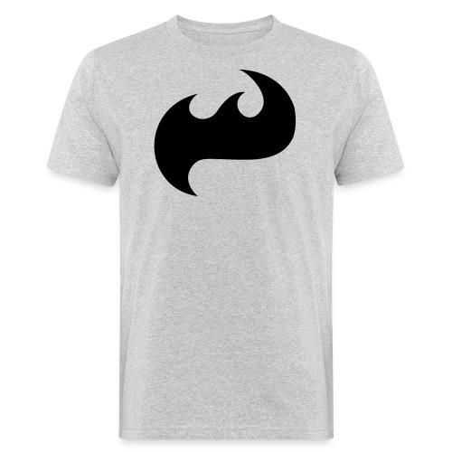 Highfish Logo - Männer Bio-T-Shirt