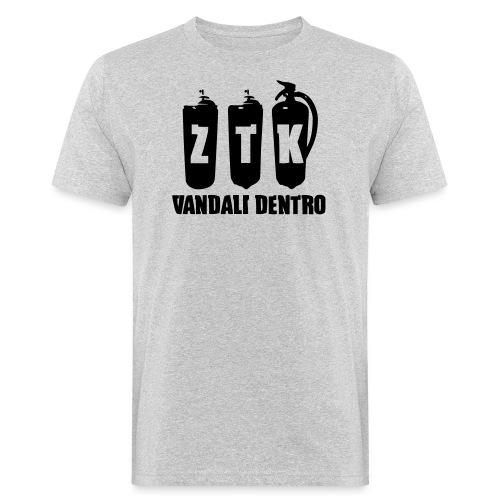 ZTK Vandali Dentro Morphing 1 - Men's Organic T-Shirt