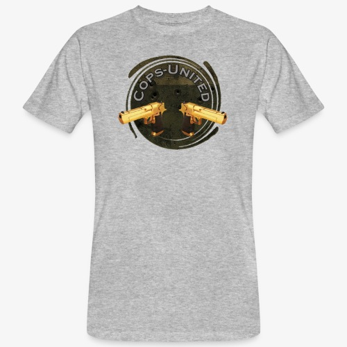 cu1200 - Männer Bio-T-Shirt