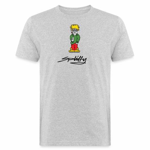 spliffy2 - Men's Organic T-Shirt