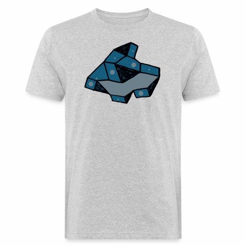 dot rock - Mannen Bio-T-shirt