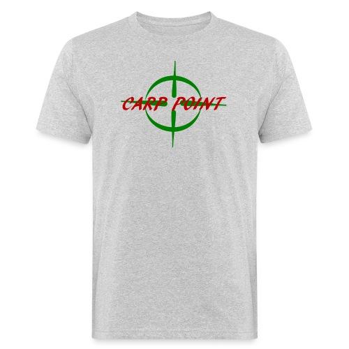 Carp Point - Männer Bio-T-Shirt