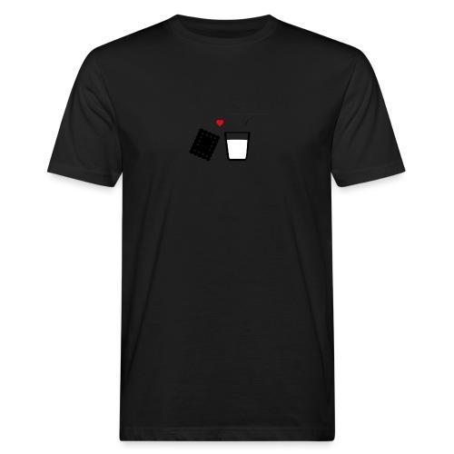 Regali per Innamorati | Mi Completi - T-shirt ecologica da uomo