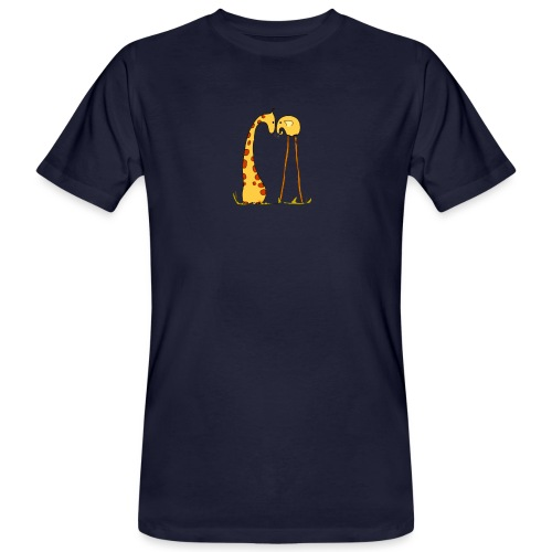 Maglietta San Valentino Tenera | con Animali - T-shirt ecologica da uomo