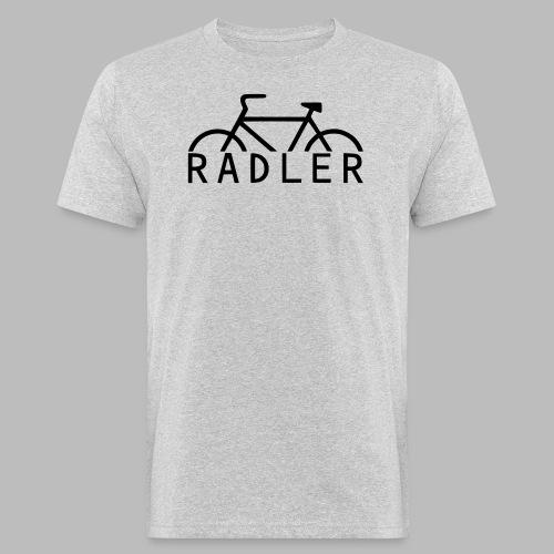 RADLER - Männer Bio-T-Shirt